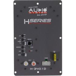 AUDIO SYSTEM H 340.1 D...
